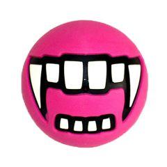 Wolters - Hundespielzeug - Bite Me! Vampire Ball zum Befüllen himbeer