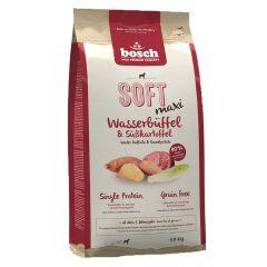 Bosch - Trockenfutter - Soft Maxi Wasserbüffel und Süßkartoffel (getreidefrei)