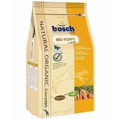 Bosch - Trockenfutter - Bio Puppy mit Karotten
