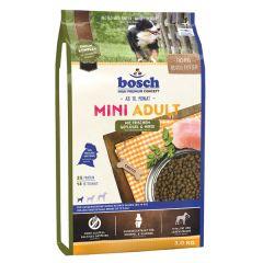 Bosch - Trockenfutter - High Premium Concept Mini Adult Geflügel und Hirse