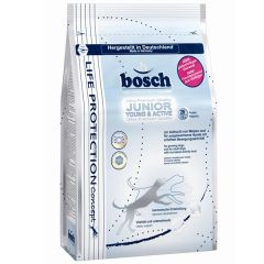 Bosch - Trockenfutter - Life Protection Junior Young and Active (glutenfrei)