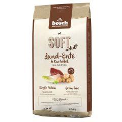 Bosch - Trockenfutter - Soft Adult Land-Ente und Kartoffel (getreidefrei)