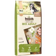 Bosch - Trockenfutter - Bio Adult Hühnchen und Apfel