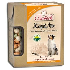 Bubeck - Hundesnack - KugelMix