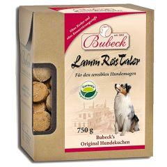 Bubeck - Hundesnack - LammReisTaler