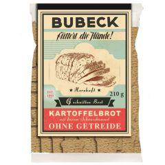 Bubeck - Hundesnack - G'schnitten Brot (getreidefrei)