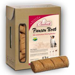 Für Hunde - Bubeck - Hundesnack - PansenBrot 1250g