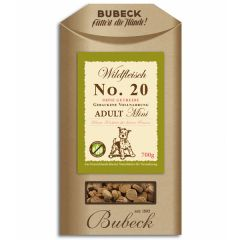 Bubeck - Trockenfutter - No. 20 Adult Mini Wildfleisch (getreidefrei)