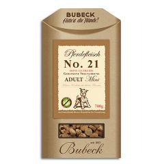 Bubeck - Trockenfutter - No. 21 Adult Mini Pferdefleisch (getreidefrei)