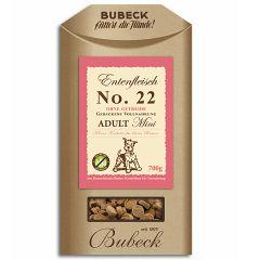 Bubeck - Trockenfutter - No. 22 Adult Mini Entenfleisch (getreidefrei)