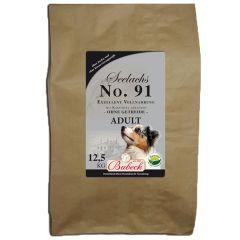 Bubeck - Trockenfutter - No. 91 Adult Seelachs und Kartoffel (getreidefrei)