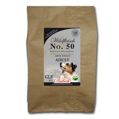 Bubeck - Trockenfutter - No. 50 Adult Wildfleisch (weizenfrei)