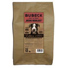 Bubeck - Trockenfutter - Edition 1893 Meine Mahlzeit mit Rind (getreidefrei)