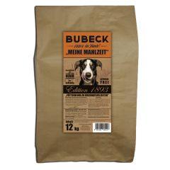 Bubeck - Trockenfutter - Edition 1893 Meine Mahlzeit mit Geflügel (getreidefrei)