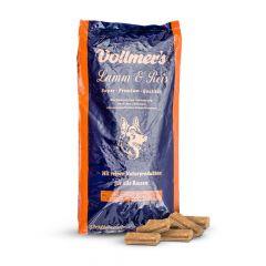Vollmer's - Trockenfutter - Vorteilspaket Super Premium 15kg + Knabbersnack 1,5kg