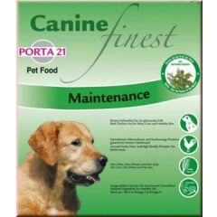 Porta 21 - Trockenfutter - Canine Finest Maintenance