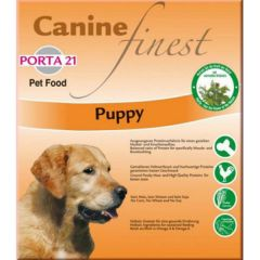 Porta 21 - Trockenfutter - Canine Finest Puppy