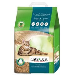 Cat's Best - Katzenstreu - Sensitive / Green Power