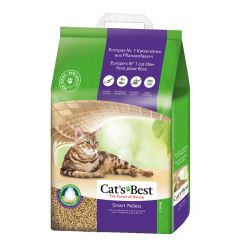 Cat's Best - Katzenstreu - Smart Pellets / Nature Gold