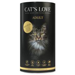 Cat's Love - Trockenfutter - Adult Geflügel (getreidefrei)