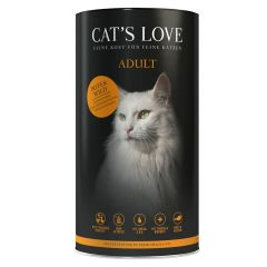 Cat's Love - Trockenfutter - Adult Pute und Wild (getreidefrei)