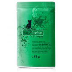 Catz finefood - Nassfutter - No.15 Huhn & Fasan (glutenfrei)