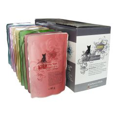 Catz finefood - Nassfutter - Pouches-Multipack 1