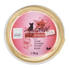 Catz finefood - Nassfutter - Fillets No. 403 Huhn (getreidefrei)