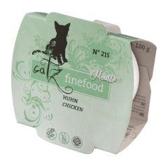 Catz finefood - Nassfutter - Mousse No.215 Huhn pur (getreidefrei)