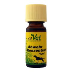 cdVet - Antiparasit - Abwehrkonzentrat für Hunde