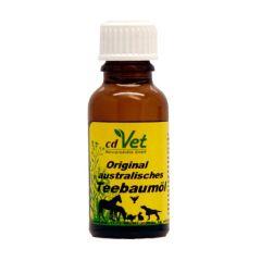 cdVet - Pflegemittel - Teebaumöl