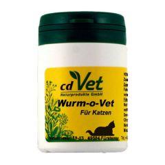 cdVet - Nahrungsergänzung - Wurm-o-Vet Katze 12g