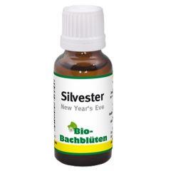 cdVet - Ergänzungsfutter - Bio-Bachblüten Silvester