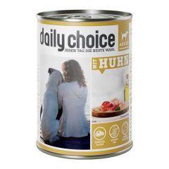 daily choice - Nassfutter - Mit Huhn (getreidefrei)