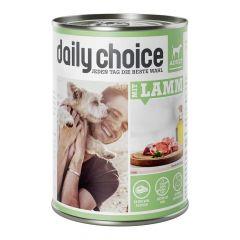 daily choice - Nassfutter - Mit Lamm (getreidefrei)
