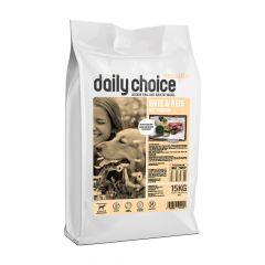 daily choice - Trockenfutter - Sensitiv Ente und Reis mit Erbsen 4kg
