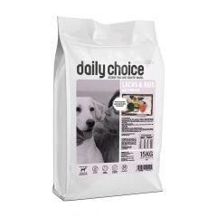 daily choice - Trockenfutter - Sensitiv Lachs und Reis mit Erbsen 4kg