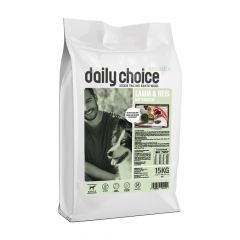 daily choice - Trockenfutter - Sensitiv Lamm und Reis mit Erbsen