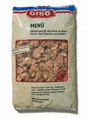 DIBO - Fleisch Menü Vollnahrung Frostfutter