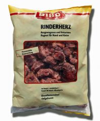 DIBO - Frostfutter - Rinderherz