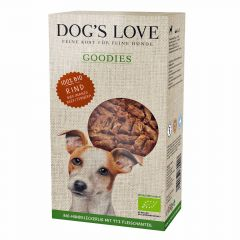 Dog's Love - Kausnack - Goodies Bio Rind (getreidefrei)