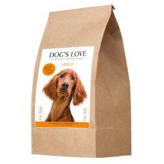 Dog's Love - Trockenfutter - Pute mit Süßkartoffel und Preiselbeere (getreidefrei)