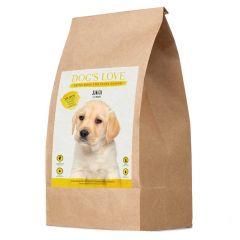 Dog's Love - Trockenfutter - Junior Huhn mit Süßkartoffel und Karotte (getreidefrei)