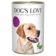 Dog's Love - Nassfutter - Classic Lamm mit Kartoffel und Kürbis 6 x 400g (getreidefrei)