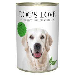 Dog's Love - Nassfutter - Classic Wild mit Kartoffel und Zwetschke 6 x 400g (getreidefrei)