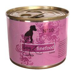Dogz finefood - Nassfutter - No.10 Lamm (getreidefrei)