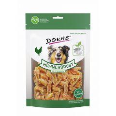 Dokas - Kausnack - Hühnerbrust in Stückchen (getreidefrei)