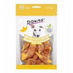 Dokas - Kausnack - Hühnerbrust mit Mango 3 x 70g (getreidefrei)