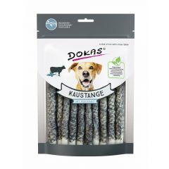 Dokas - Kausnack - Kaustange mit Fischhaut (getreidefrei)