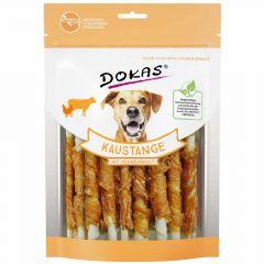 Dokas - Kausnack - Kaustange mit Hühnerbrust (getreidefrei)